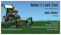 Burke's Lawn Care: Aeration, Seeding, Leaf clean up, Mulch,& More-... in Fort Campbell, Kentucky