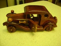 Collectible Handcrafted Model Car in Kingwood, Texas
