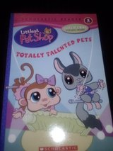 NEW Littlest Pet Shop Totally Talented Pets book in Camp Lejeune, North Carolina