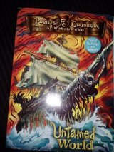 Pirates of the Caribbean Untamed World Activity Book in Camp Lejeune, North Carolina