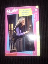 Barbie The Haunted Mansion Mystery book in Camp Lejeune, North Carolina