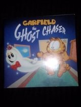 Garfield the Ghost Chaser book in Camp Lejeune, North Carolina