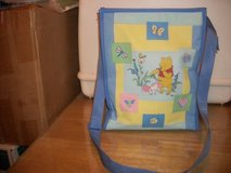 #7009 WINNIE THE POOH DIAPER BAG NEW in Fort Hood, Texas