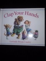 Clap Your Hands book in Camp Lejeune, North Carolina
